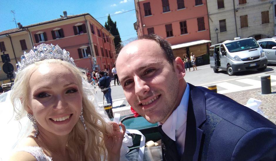 Il matrimonio di Tatiana e Pier Lorenzo a Sarsina, Forlì-Cesena