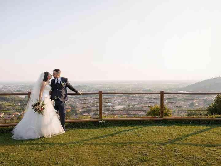 le nozze di Isabella e Gabriele