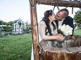 Le nozze di Mayra e Michael