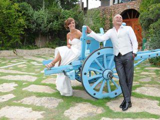 Le nozze di Sabrina e Ciro