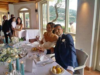 Le nozze di Lisa e Nicola