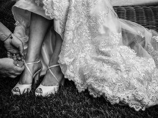 Le nozze di Jennifer e Salvo 1