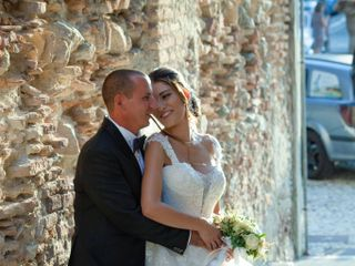 Le nozze di Mariangela e Raffaele