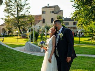 Le nozze di Maria Grazia e Andrea