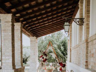 Le nozze di Matteo e Chiara 1