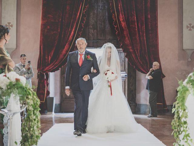 Il matrimonio di Mirko e Annalisa a Calcio, Bergamo 17