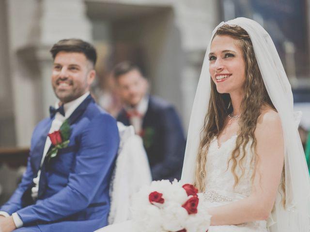 Il matrimonio di Mirko e Annalisa a Calcio, Bergamo 19