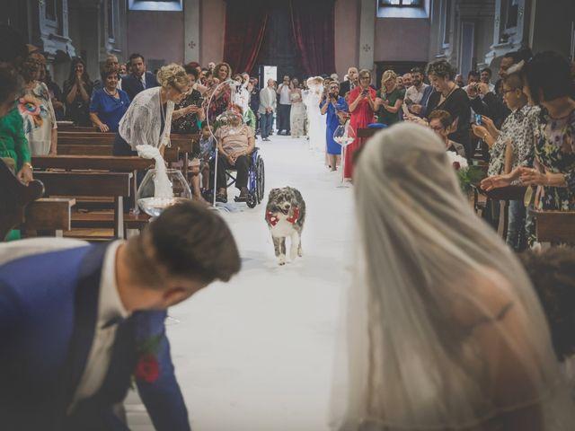 Il matrimonio di Mirko e Annalisa a Calcio, Bergamo 21