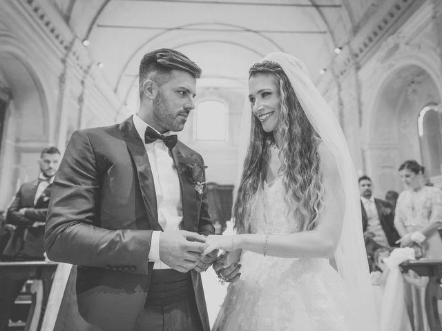 Il matrimonio di Mirko e Annalisa a Calcio, Bergamo 22