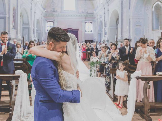 Il matrimonio di Mirko e Annalisa a Calcio, Bergamo 23
