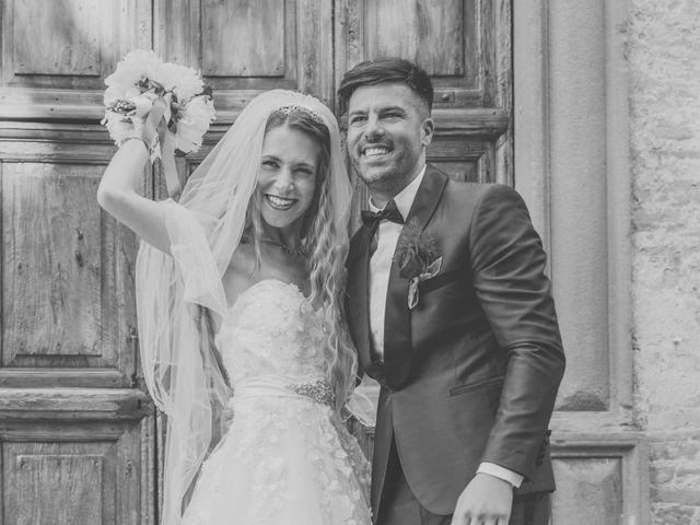 Il matrimonio di Mirko e Annalisa a Calcio, Bergamo 25