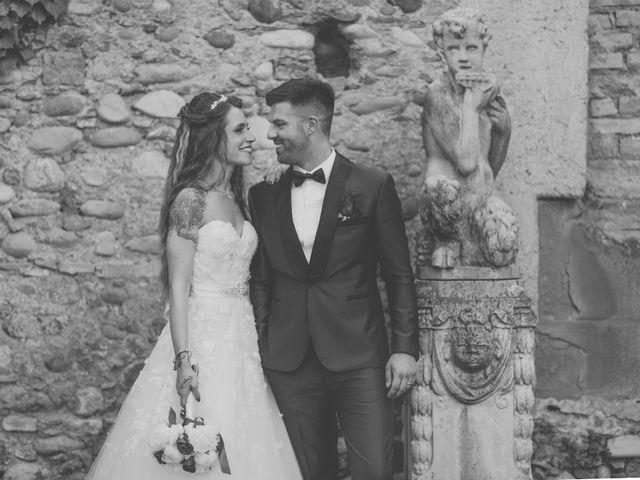 Il matrimonio di Mirko e Annalisa a Calcio, Bergamo 27