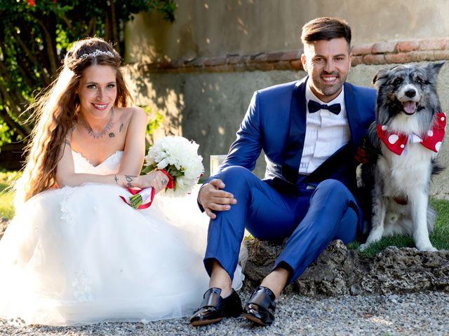 Il matrimonio di Mirko e Annalisa a Calcio, Bergamo 1