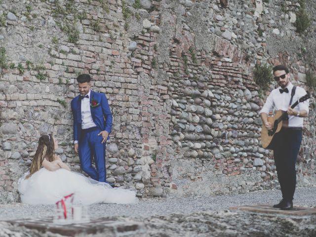 Il matrimonio di Mirko e Annalisa a Calcio, Bergamo 33