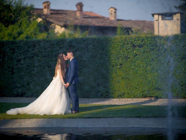 Il matrimonio di Mirko e Annalisa a Calcio, Bergamo 35