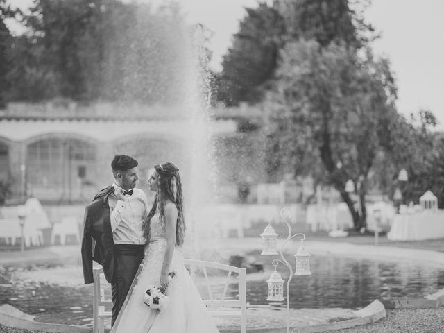 Il matrimonio di Mirko e Annalisa a Calcio, Bergamo 38