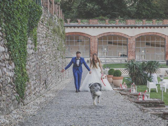 Il matrimonio di Mirko e Annalisa a Calcio, Bergamo 39
