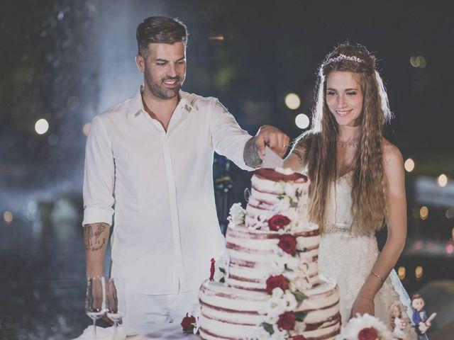 Il matrimonio di Mirko e Annalisa a Calcio, Bergamo 41