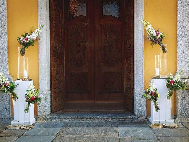 Il matrimonio di Paolo e Valentina a Gattico, Novara 12