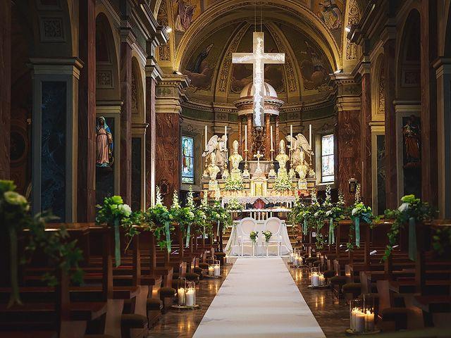 Il matrimonio di Paolo e Valentina a Gattico, Novara 13