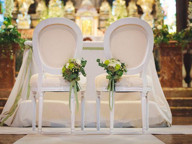 Il matrimonio di Paolo e Valentina a Gattico, Novara 14