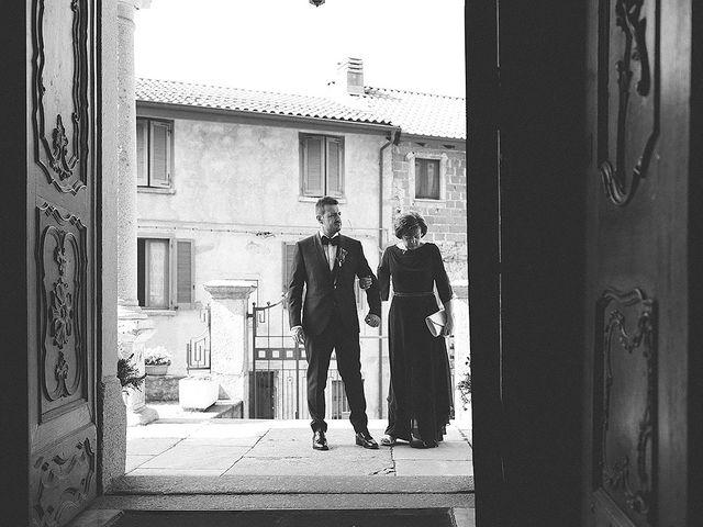 Il matrimonio di Paolo e Valentina a Gattico, Novara 16