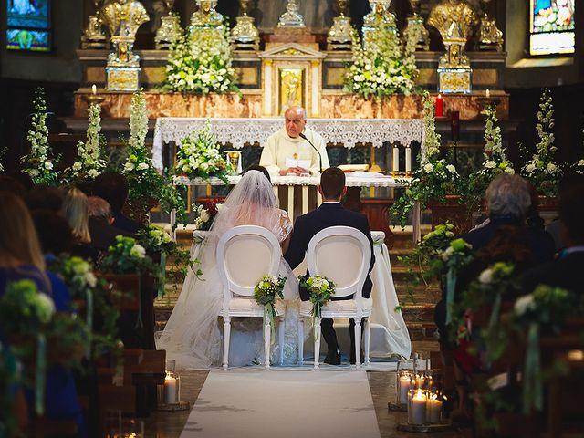 Il matrimonio di Paolo e Valentina a Gattico, Novara 17
