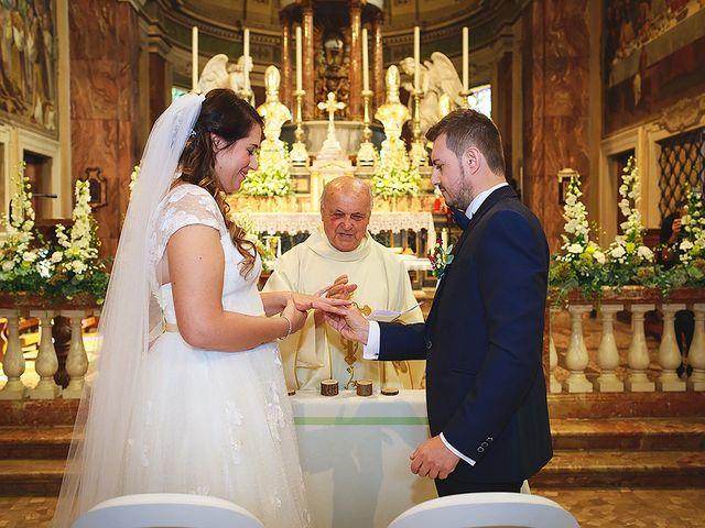 Il matrimonio di Paolo e Valentina a Gattico, Novara 18