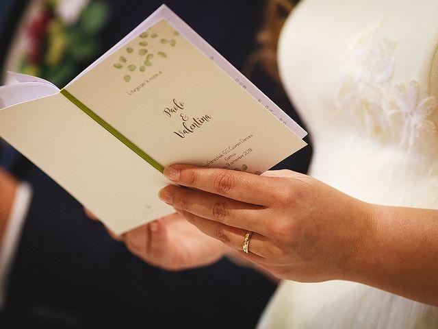Il matrimonio di Paolo e Valentina a Gattico, Novara 19