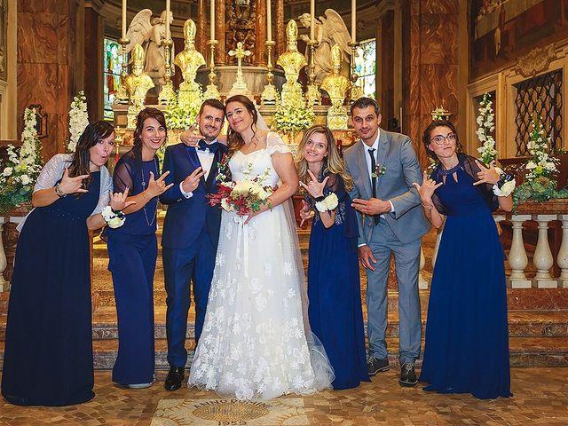 Il matrimonio di Paolo e Valentina a Gattico, Novara 21