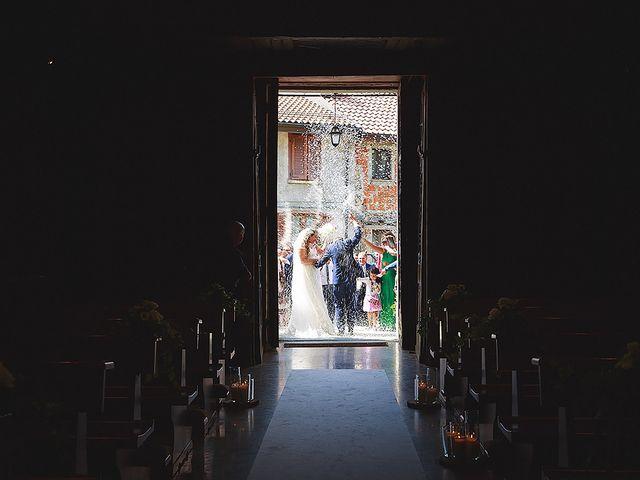Il matrimonio di Paolo e Valentina a Gattico, Novara 23