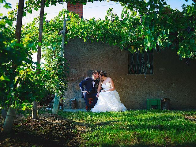 Il matrimonio di Paolo e Valentina a Gattico, Novara 34