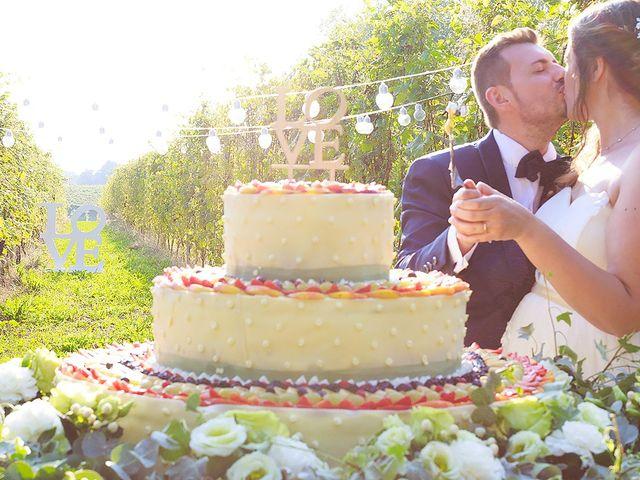 Il matrimonio di Paolo e Valentina a Gattico, Novara 36