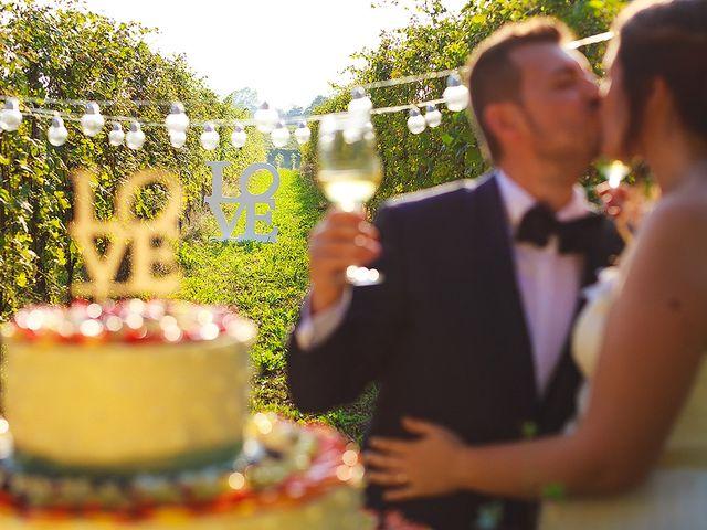Il matrimonio di Paolo e Valentina a Gattico, Novara 37