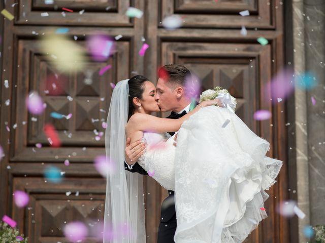 Il matrimonio di Alessio e Stefania a Casteggio, Pavia 18