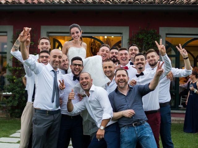 Il matrimonio di Alessio e Stefania a Casteggio, Pavia 31