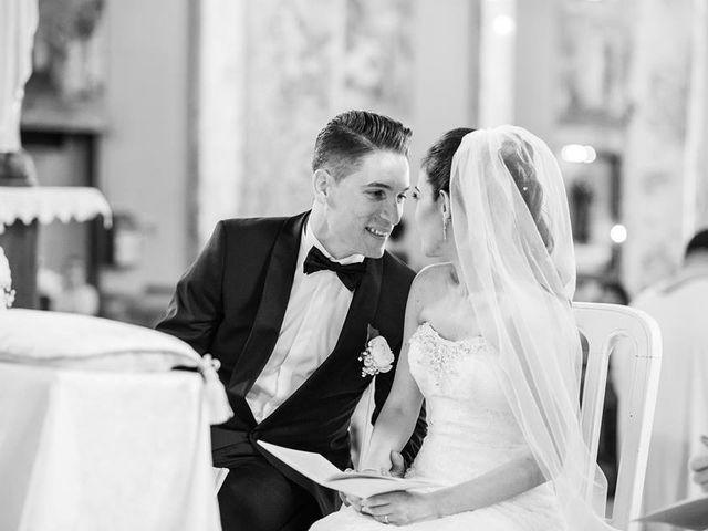Il matrimonio di Alessio e Stefania a Casteggio, Pavia 14