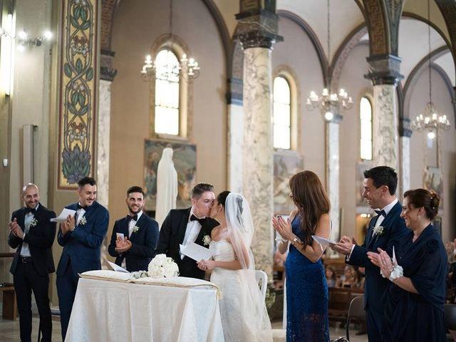 Il matrimonio di Alessio e Stefania a Casteggio, Pavia 15