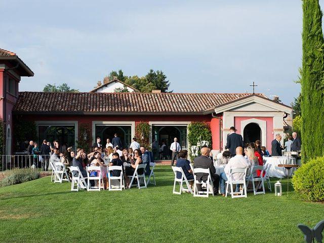 Il matrimonio di Alessio e Stefania a Casteggio, Pavia 21
