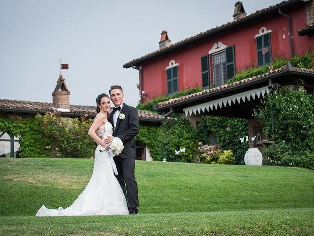 Il matrimonio di Alessio e Stefania a Casteggio, Pavia 28