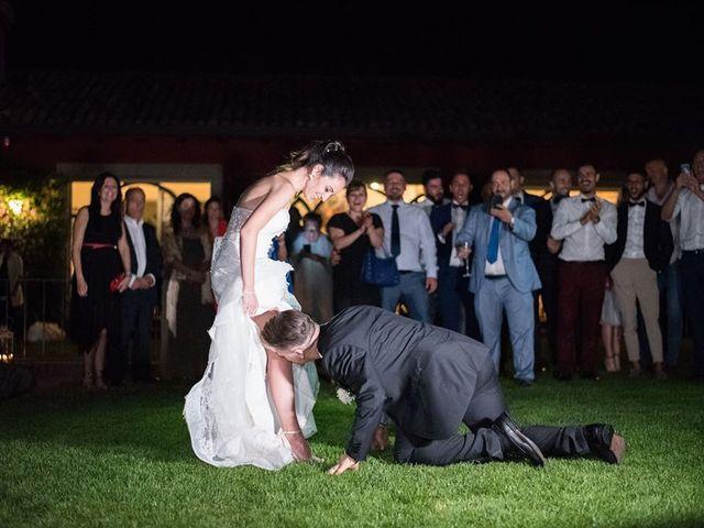 Il matrimonio di Alessio e Stefania a Casteggio, Pavia 38
