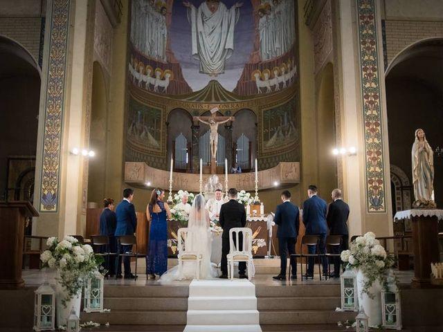 Il matrimonio di Alessio e Stefania a Casteggio, Pavia 13