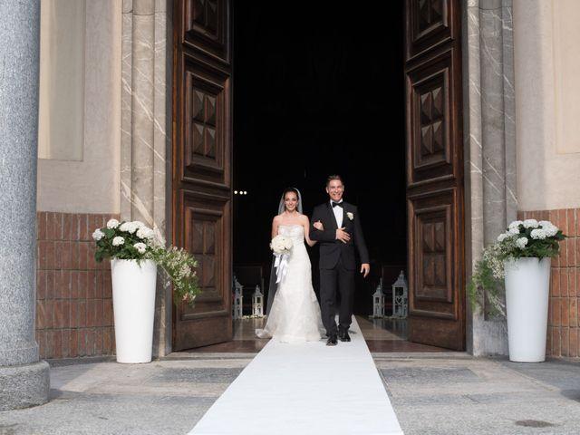 Il matrimonio di Alessio e Stefania a Casteggio, Pavia 17