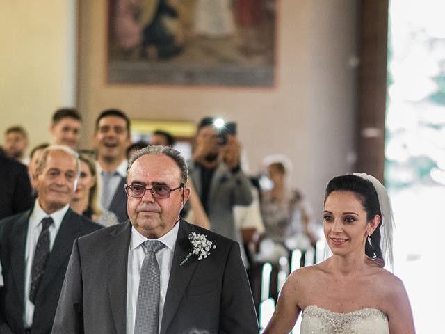 Il matrimonio di Alessio e Stefania a Casteggio, Pavia 12