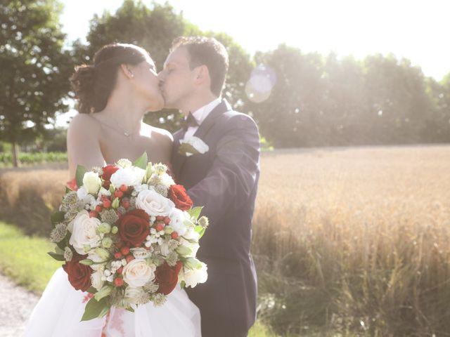 Le nozze di Michela e Jhonny