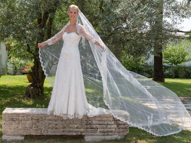 Il matrimonio di Massimiliano e Ersilia a Verona, Verona 6