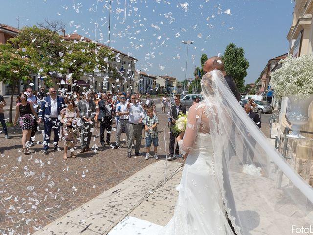 Il matrimonio di Massimiliano e Ersilia a Verona, Verona 11