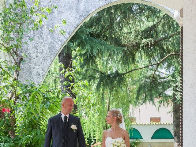 Il matrimonio di Massimiliano e Ersilia a Verona, Verona 25