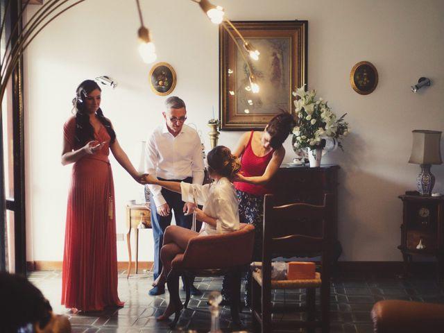 Il matrimonio di Lorenzo e Diletta a Lerici, La Spezia 5