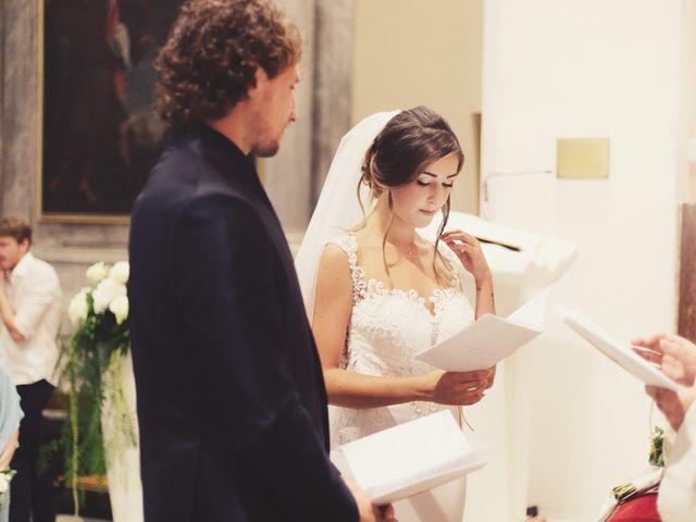 Il matrimonio di Lorenzo e Diletta a Lerici, La Spezia 20